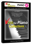 Klaviernoten Piano Level 4: Viva Partituren * VivaScore * digitale Noten